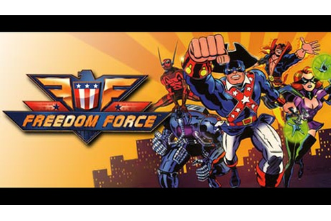 Man-Bot - Freedom Force video games - Character profile ...