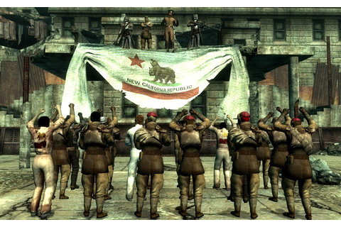 Brotherhood of Steel to The New California Republic at ...