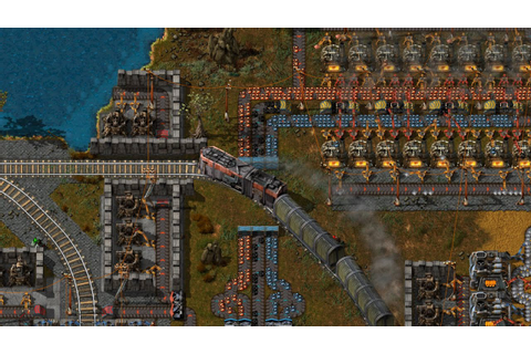 Factorio - Trailer - YouTube