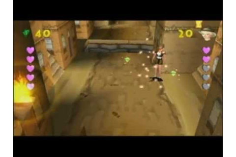 Video Test Barbie Aventurière (Playstation) - YouTube