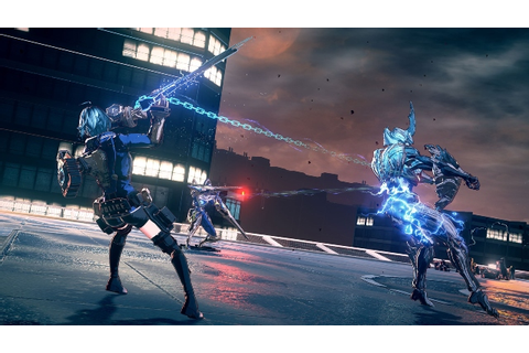 Astral Chain gameplay trailer shows off 9 minutes of ...