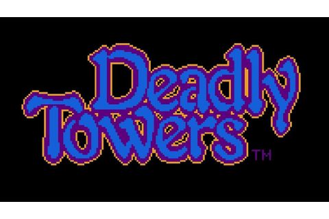 Deadly Towers - NES Gameplay - YouTube