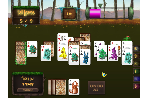 Download Faerie Solitaire Full PC Game