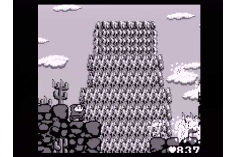 Maru's Mission (Game Boy Version) - No Death Run - YouTube