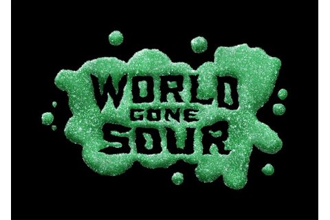 World Gone Sour Giveaway