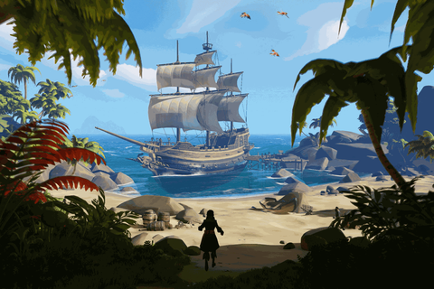 Sea of Thieves - Full Version Game Download - PcGameFreeTop