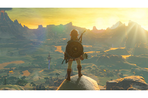 The Legend of Zelda: Breath of the Wild Wins Big at 2018 ...