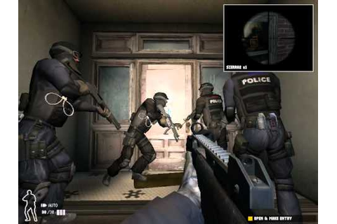 Swat 4 | Gameplay - Part 1 - YouTube