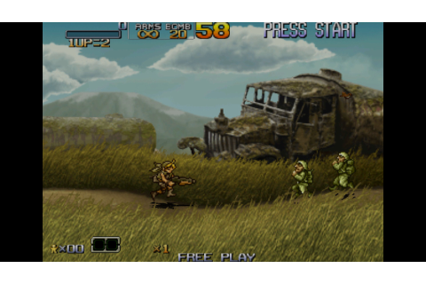 Metal Slug Anthology (Europe) ISO