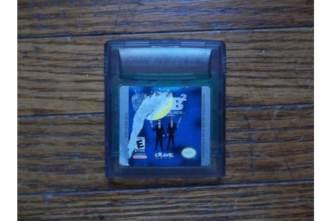 Men In Black: The Series 2 collected in Game Boy Color by ...