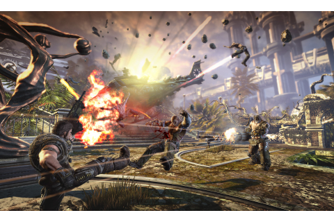 Bulletstorm Demo Shoots Up Xbox Live, PSN January 25 | WIRED