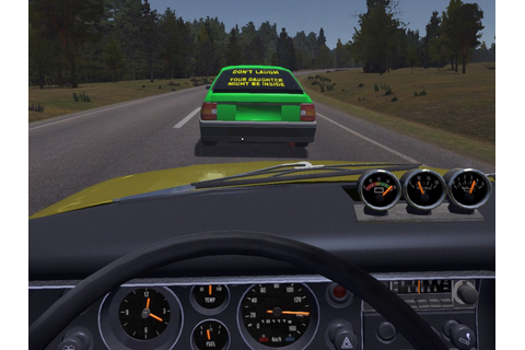 "My Summer Car on Twitter: ""This is also a racing game ..."
