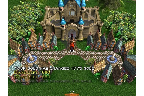 Heroes of Might and Magic: Quest for the DragonBone Staff ...