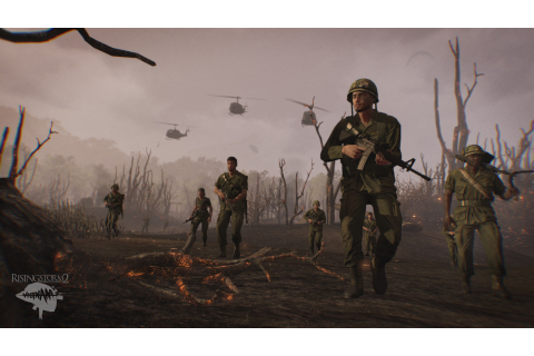 Rising Storm 2: Vietnam Gets Multiplayer Campaign Mode ...