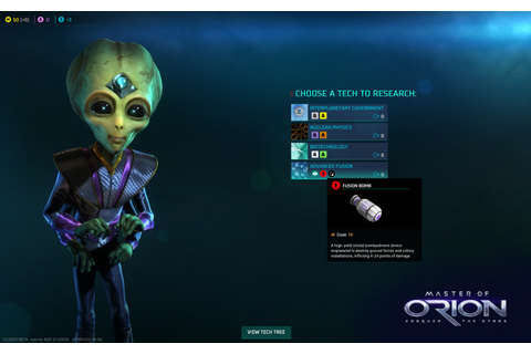 Master of Orion Conquer The Stars Free Download - Download ...