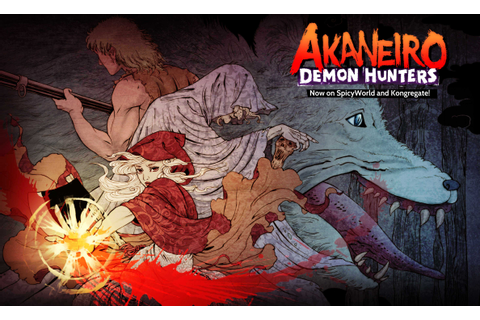 "Join The Hunt! ""Akaneiro: Demon Hunters"" Is Live! « Evolve ..."