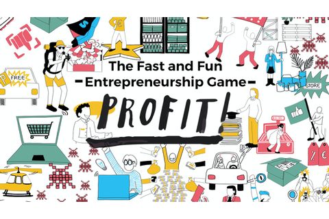 Profit! The Fast and Fun Entrepreneurship Game by Tom ...