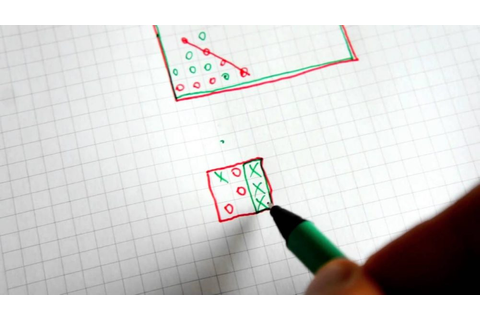 5 Pen And Paper Games That Are Better Than Tic-Tac-Toe ...