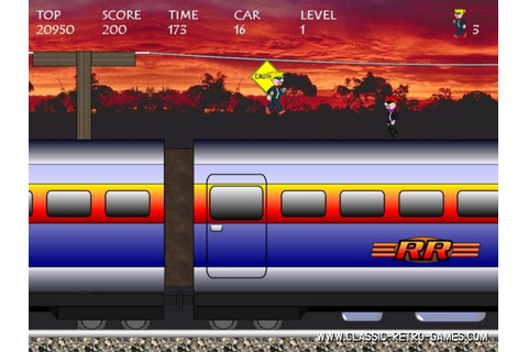 Download Stop the Express & Play Free | Classic Retro Games