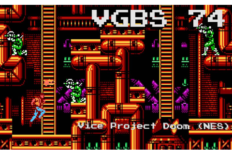 VGBS 74 – Vice: Project Doom (NES) | Hagen's Alley Books ...