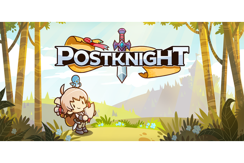 'Postknight' RPG from 'Tiny Guardians' Developer Kurechii ...