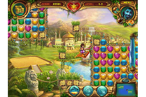 Play Lamp of Aladdin > Online Games | Big Fish
