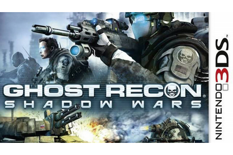 Tom Clancys Ghost Recon Shadow Wars Gameplay Nintendo 3DS ...