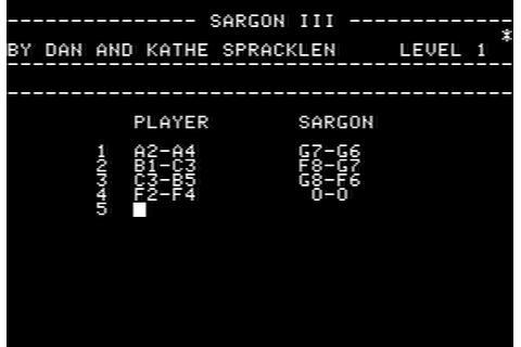 Download Sargon III - My Abandonware