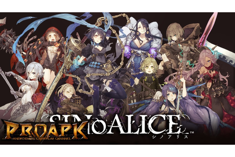 SINoALICE Gameplay Android / iOS (by SQUARE ENIX) (JP ...
