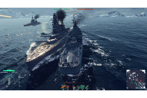 World of Warships PC review - DarkZero