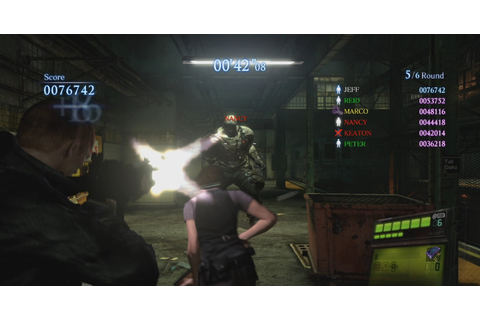 Xbox 360-exclusive Resident Evil 6 DLC adds new ...