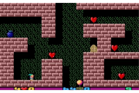 Heartlight Deluxe Download (1994 Puzzle Game)