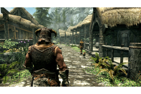 The Elder Scrolls V Skyrim Switch New Footage Showcases ...