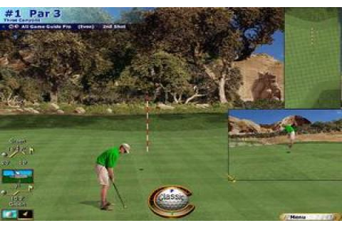 Microsoft Golf 2001 Edition download PC