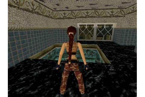 Tomb Raider 3 - Adventures of Lara Croft [U] ISO
