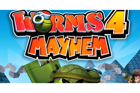 Download Game Worms 4 Mayhem Full Version ~ Segudang Informasi