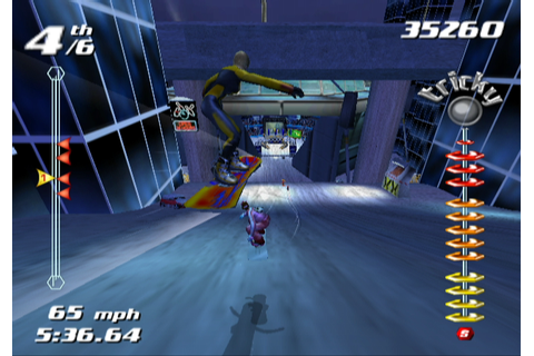 SSX Tricky Screenshots for GameCube - MobyGames