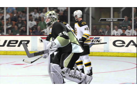 NHL 11 (PS3) Online Game - YouTube