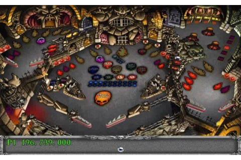 3-D Ultra Pinball: Creep Night download PC