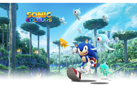 Wallpapers – Sonic Colours / Sonic Colors | Last Minute ...