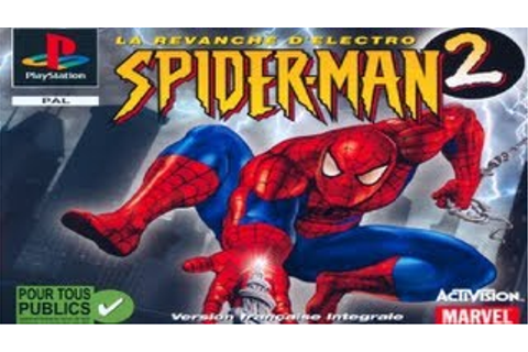 SPIDER-MAN 2 La revanche d'Electro (Film-Game Complet Fr]