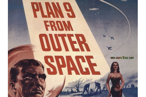 "Ed Wood's Plan 9 From Outer Space: ""The Worst Movie Ever ..."