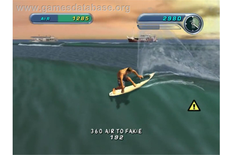 Kelly Slater's Pro Surfer - Sony Playstation 2 - Games ...