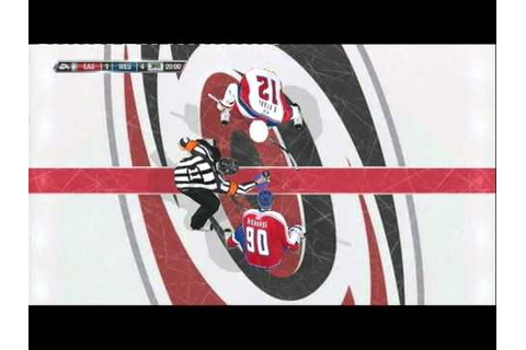 NHL 11 (PS3) ALL STAR GAME - YouTube