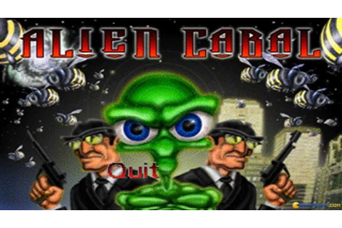 Alien Cabal gameplay (PC Game, 1997) - YouTube