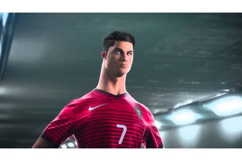 Nike Football - The Last Game 'Cristiano Ronaldo Is Ready ...