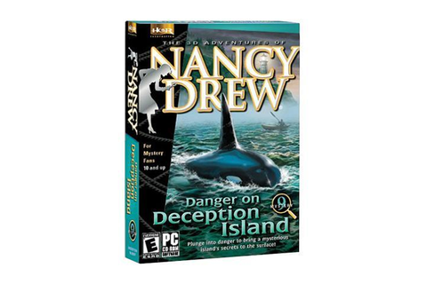 Nancy Drew: Danger on Deception Island Mystery 9 PC Game ...