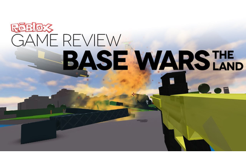 Game Review - Base Wars The Land - YouTube
