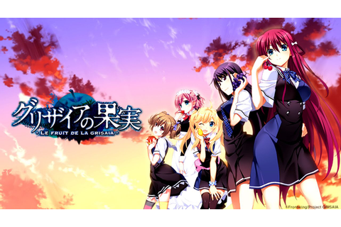 The Fruit of Grisaia Episode 1 Anime Reaction | グリザイアの果実 ...