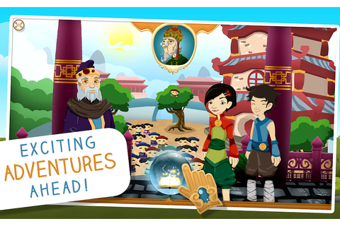 Meister Cody - Talasia, a online training game for primary ...